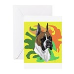 BOXERS Greeting Cards (Pk of 10)