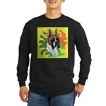 BOXERS Long Sleeve Dark T-Shirt