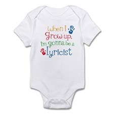 Future Lyricist Infant Bodysuit