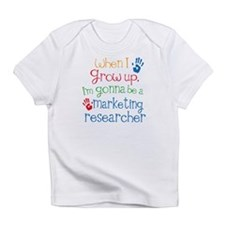 Future Market Researcher Infant T-Shirt