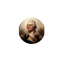 Washington Portrait Mini Button (100 pack)