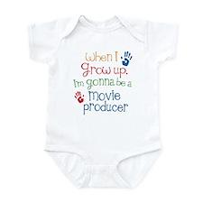 Future Movie Producer Infant Bodysuit