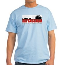 Defenseman Ash Grey T-Shirt