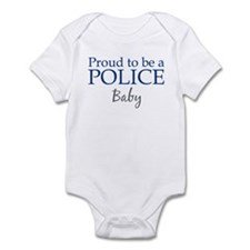 Police: Baby Infant Bodysuit
