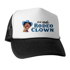 Obama Rodeo Clown Trucker Hat