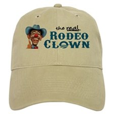 Obama Rodeo Clown Baseball Cap