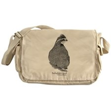 Bobwhite Quail Messenger Bag