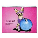 Off the leash Wall Calendars