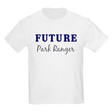 Future Park Ranger Kids T-Shirt