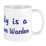 Fish and Game Warden - My Dad Mug
