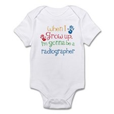 Future Radiographer Infant Bodysuit