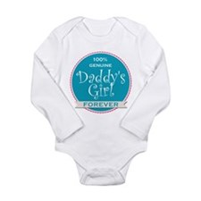 100% Genuine Daddy's Girl Forever Body Suit