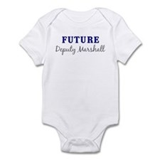 Future Deputy Marshall Infant Bodysuit