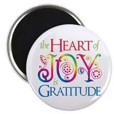 The Heart of Joy Magnet