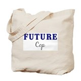 Future Cop Tote Bag