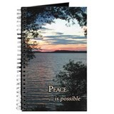 Peace Sunset over the water Cape Cod Journal