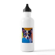 Heeler #1 Water Bottle