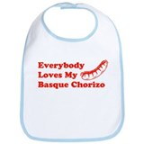 My Basque Chorizo Bib