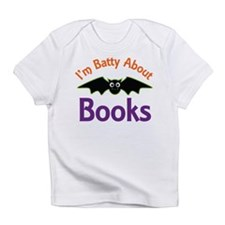 Batty About Books Infant T-Shirt