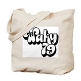 WAKY Louisville 1973 -  Tote Bag