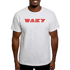 WAKY Louisville 1971 -  Ash Grey T-Shirt