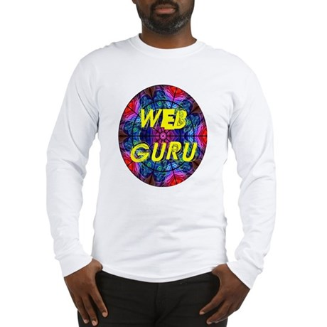Web Guru Long Sleeve T-Shirt