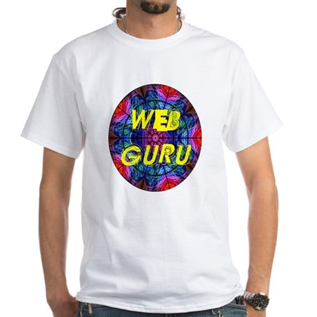 Web Guru White T-Shirt