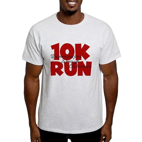 10K Run Red Light T-Shirt