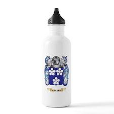 Fraser Coat of Arms Water Bottle