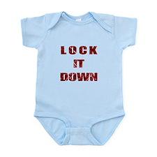 Lock it Down Body Suit