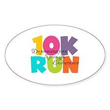10K Run Multi-Colors Decal