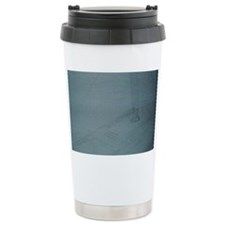 Zoe's Art Stuff Second Sailboat Ceramic Travel Mug