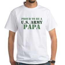 Proud Army Papa Shirt