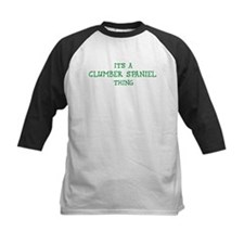 Clumber Spaniel thing Tee