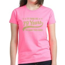 Funny 79th Birthday Tee