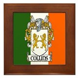 Collins Tricolour Framed Tile