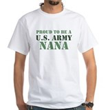 Proud Army Nana Shirt
