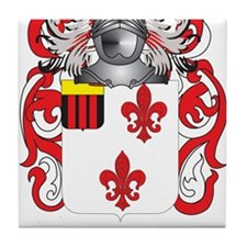 Frigo Coat of Arms Tile Coaster