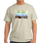 Rainbow Heaven Happy Birthday T-Shirt