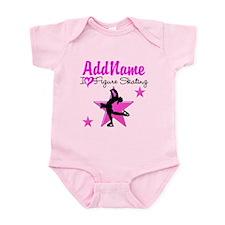 LIVE TO SKATE Infant Bodysuit