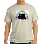 CCA Rainbow Candle t-shirt