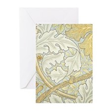 William Morris St James Greeting Cards (Pk 20)