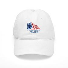 Loving Memory of Nelson Baseball Cap