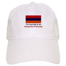 Married To Armenian Princess Baseball Cap