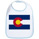 Colorado Flag Bib
