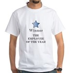 The Best Brown Nose Award - White T-Shirt
