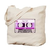 Cassette Totes & Shopping Bags