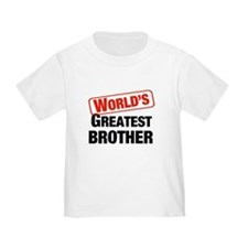 World's Greatest Brother T