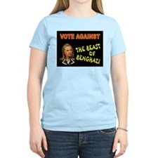 NO MORE HILLARY T-Shirt