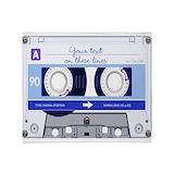 Cassette tape Blankets